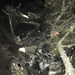 Eagle Lake man escapes serious injury in crash
