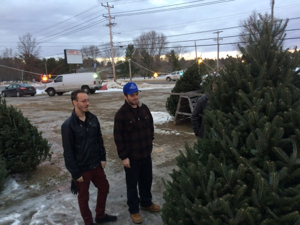 Fresh Cut Christmas Trees.Fresh Cut Christmas Tree Only Way To Go For Many Mainers