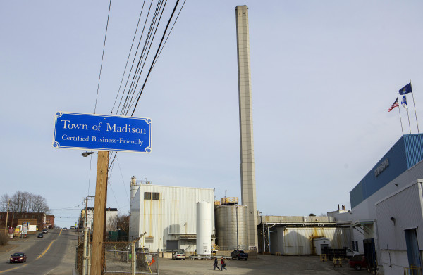 Madison Paper Industries ceased operation in May 2016, reflecting the trend of paper mill closings and difficult economic times in rural Maine.