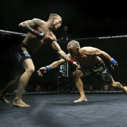 Portland fighter scores split-decision win to retain NEF state bantamweight mixed martial arts crown