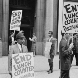 The desegregation of Nashville's lunch counters is  documented in this film to commemorate the birthday of Martin Luther King, Jr.
