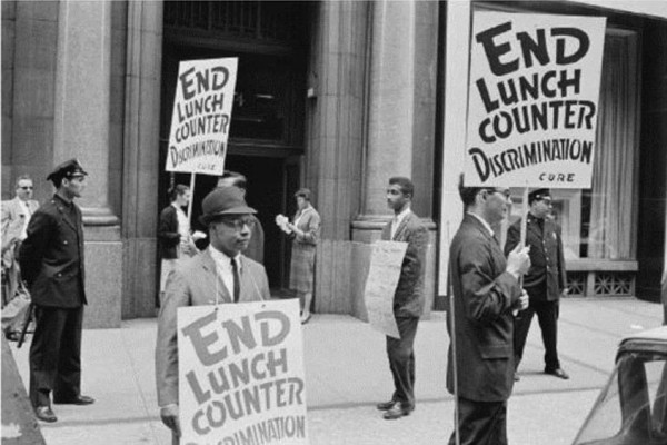 The desegregation of Nashville's lunch counters is documented in this film to commemorate the birthday of
