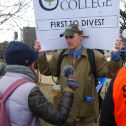 Unity College made history when it voted in 2012 to divest its portfolio from investments in the Top 200 fossil fuel companies. As the first institution of higher learning in the United States to take that step, Unity College became the standard bearer for a national movement that now has exceeded $5.2 trillion in assets diverted from fossil fuel production, according to a new report by Arabella Advisors.