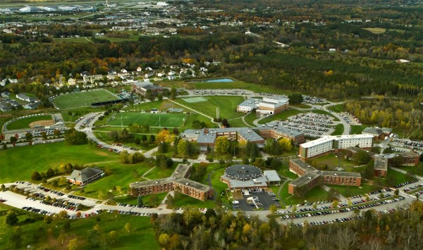 Husson University Campus Map.Husson University Creates Stock Index That Tracks Companies
