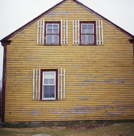 A farmhouse in Harmony.