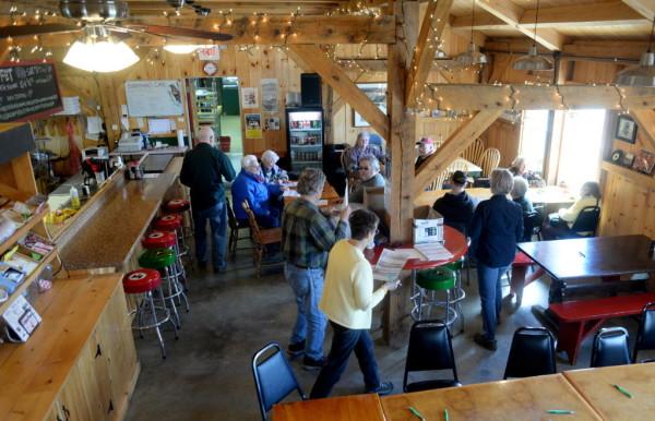Stutzman's Farm Stand & Bakery in Sangerville