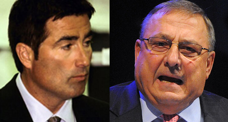 Liberty-linked contributions to Gov. LePage raise questions