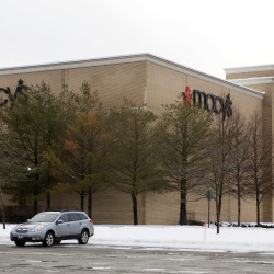 The Macy's at the Bangor Mall is seen Wednesday in Bangor.