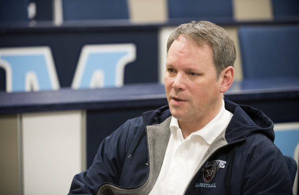 UMaine basketball coach taking medical leave — Sports — Bangor Daily News — BDN Maine