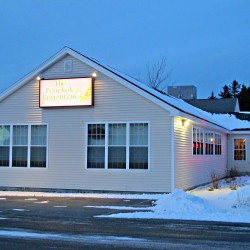 The Bangkok Restaurant can be seen on Tuesday in Ellsworth. The owners have started an online campaign to raise $25,000 from the public in an attempt to resolve its delinquent property tax bill with the city.