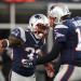 Lewis' 3-TD outing leads Patriots past Texans