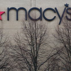 The Macy's at the Bangor Mall in Bangor.