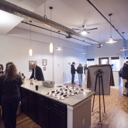 Bangor developer Roy Hubbard held an open house on March 25, 2016, at the recently renovated Dakin Building apartments in Bangor.