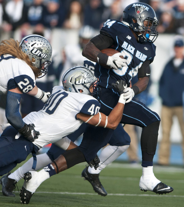 Umaine Football Team To Face Rival Unh In Rare 2017 Opener Sports