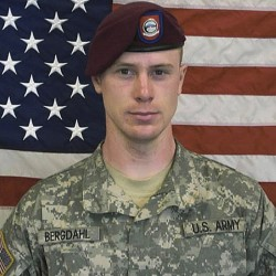 U.S. Army Sergeant Bowe Bergdahl is pictured in this undated handout photo provided by the U.S. Army and received by Reuters on May 31, 2014.