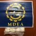 The 40 grams of heroin valued at $12,000 that was allegedly found during a traffic stop on Monday in Southwest Harbor.
