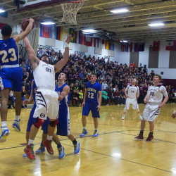 Most high school and college basketball games and other athletic events scheduled for Tuesday in Maine have been postponed because of the weather.