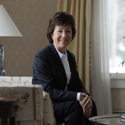 Sen. Susan Collins has co-authored a plan to replace the Affordable Care Act.