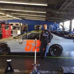 Fort Kent driver lands full-season deal in ARCA Racing Series