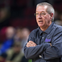 John Bapst Memorial High School girls basketball coach Mike Webb recently posted his 200th career victory as a head coach. Before becoming a coach, Webb spent 20 years as a basketball official.