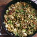 The Food Magazine I Still Miss, and a Versatile Recipe for Brussels Sprouts