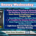 A snowy, slick Wednesday morning commute for central and southern Maine