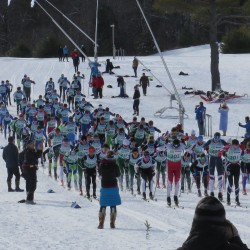 Eastern Cup Nordic Race 2016