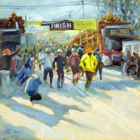 Millinocket Marathon 2016 print