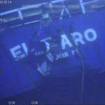 The wreckage of the El Faro.