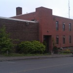 The former Bangor YMCA building at 127 Hammond St. as seen in May 2013 when it was purchased by William Buxton.