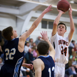 The Brewer High School  boys basketball team looks for some important Heal Points on Thursday night when it plays host to Cony High of Augusta in Brewer. The game is being live-streamed by SportsNetMaine at bangordailynews.com