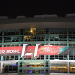 A general overall view of NRG Stadium prior to Super Bowl LI between the Atlanta Falcons and the New England Patriots.
