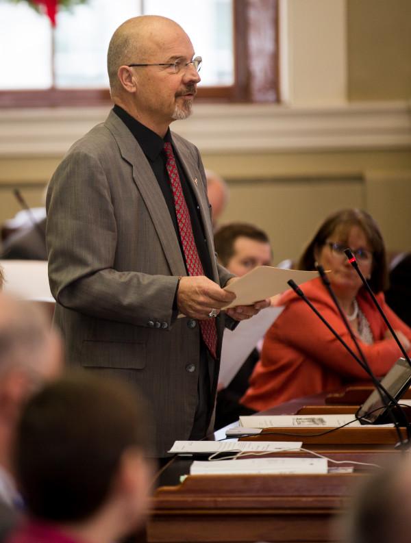 Rep. Lawrence E. Lockman