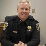 Presque Isle police chief Matt Irwin.