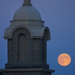 Mainers in prime position to see full lunar eclipse Tuesday