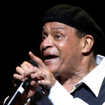 Musician Al Jarreau performs on stage at the Vienna State Opera House as part of the annual Vienna Jazz Festival in Vienna, Austria on July 5, 2007.