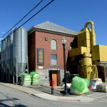 The start of an approximate two-year long restructuring and renovation of the Maine Grains facility in Skowhegan will include a new farm to table cafe, local breweries, a retail store, cheese cave, farmers market, and of course the existing grain mill.