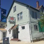 The Griffin Club, which started out as a mom and pop shop and has welcomed sports figures for a half century, can be seen in South Portland in this June 2016 file photo.