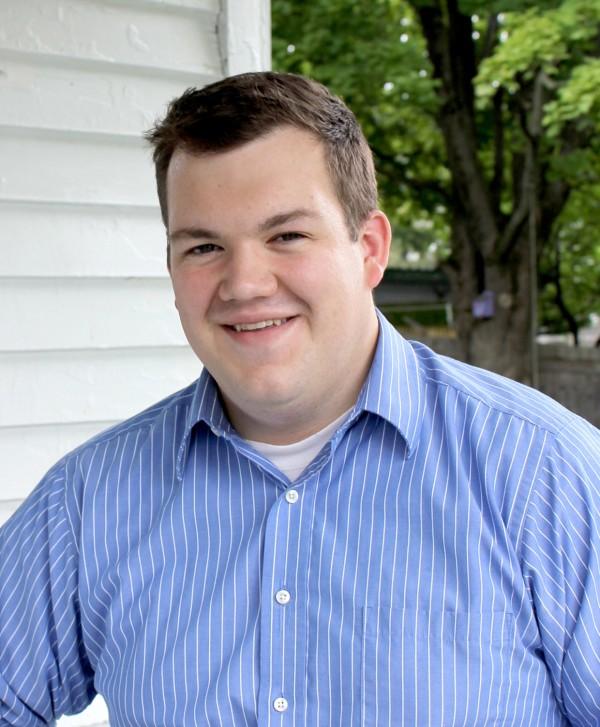 Rep. Ryan Tipping, D-Orono