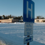 The Down East Community Hospital as seen from Court Street in Machias in this January 2008 file photo.