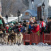 Can-Am Crown 250 musher Martin Massicotte makes his way down Main Street in Fort Kent at the start of the 2016 race. Massicotte went on to win and will be back to defend his title on March 4.