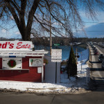 Red's Eats in Wiscasset.