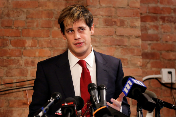 Firebrand Milo Yiannopoulos quits Breitbart News after child sex