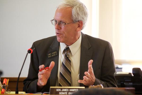 Sen. James Hamper, R-Oxford