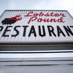 The Lobster Pound Restaurant in Lincolnville is closed for good.