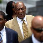 Actor and comedian Bill Cosby arrives for a Habeas Corpus hearing on sexual assault charges at the Montgomery County Courthouse in Norristown, Pennsylvania, July 7, 2016.