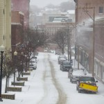 Columbia Street in Bangor is seen in this file photo.