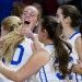 Top-seeded Stearns girls survive 'C' North scare from Narraguagus