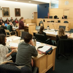 This new agreement between Husson University's College of Business and the University of Maine School of Law helps students interested in earning a law degree get a great education and save money.