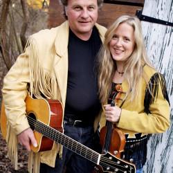Harvey Reid and Joyce Andersen